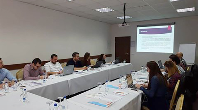 Workshop for developing methodology for the third year of the POINTPULSE project
