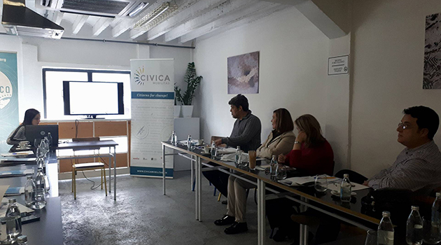 Analytica organized a workshop for exchange of experiences and knowledge in the field of public private partnership in Macedonia